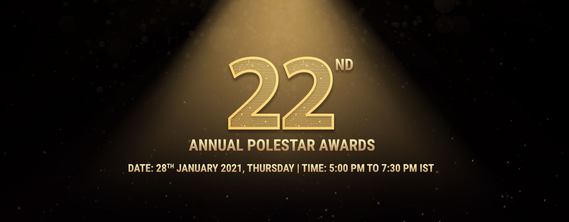 22nd Polestar Awards