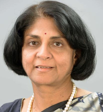 Ms. Aruna Rao